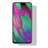 Enkay Anti-peeping 2.5D Curved Edge Tempered Glass Screen Protector for Samsung Galaxy A40 2019