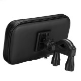 Waterproof Bike Phone Mount Holder Pouch Bicycle 360 Rotation Phone Stand Case For Bicycle Motorcycle