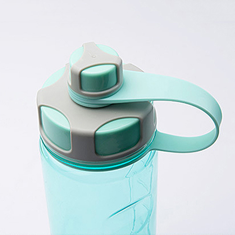 1000ML BPA Free Outdoor Sports Healthy Drinking Water Bottle Portable Leak Proof Water Bottle