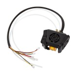 Creality 3D 24V 1.75mm 0.4mm Full 2-in-1-out Extruder Kit For CR-X 3D Printer Part