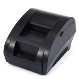 ZJiang ZJ-5890K Portable 58mm USB POS Receipt Label Thermal Printer with USB Port EU Plug for Win7 Win8 Win10