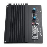 12V 600W 3D Crystal Power Input Car Audio Subwoofer Amplifier Board Player