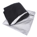Aluminum Front Window Foil /Solar Protection Car Magnet Sunshade Ice Snow Frost Windshield Cover