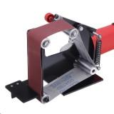 Drillpro Large Size Angle Grinder Belt Sander Attachment 50mm Wide Metal Wood Sanding Belt Adapter for 100 Angle Grinder