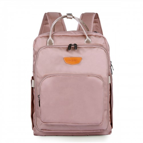 13L Mummy Backpack Waterproof Baby Nappy Diaper Bag Shoulder Handbag Outdoor Travel