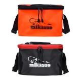30cm 11L Outdoor EVA Folding Fishing Bucket Portable Camping Hiking Bucket With Handle Fishing Bag