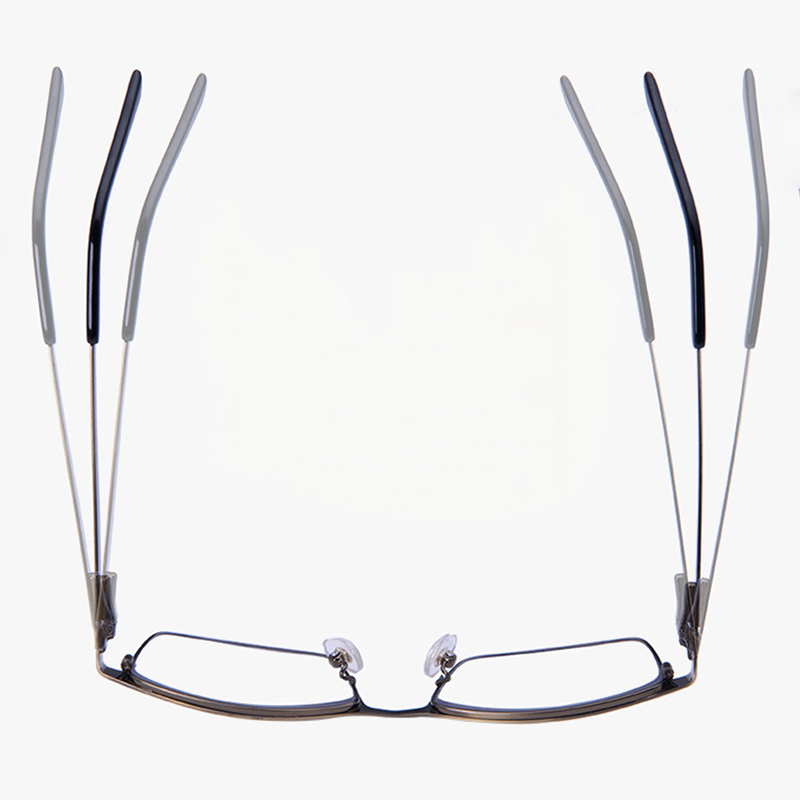 Unisex Progressive Multifocal Reading Glasses Anti-Blue-ray Near Dual-use Anti-radiation Glasses