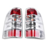 Car Rear Tail Light Assembly Brake Lamp with Bulb Wiring Harness Left/Right for Ford Ranger Pickup Ute 2008-2011