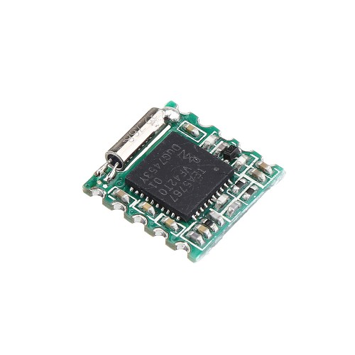 TEA5767 FM Programmable Low Power Stereo Radio Module RF Input Amplifier Clock Crystal Board 76Mhz 108Mhz Low Noise