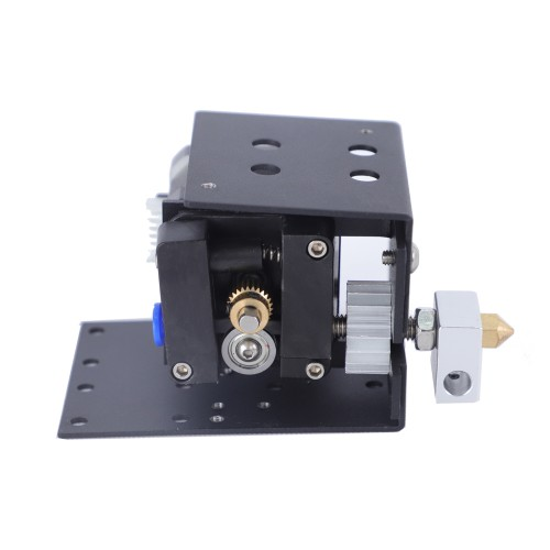 Anet 0.4mm 1.75mm Filament 12V Extruder Nozzle Hot End Assembly Kit for A8 Plus 3D Printer