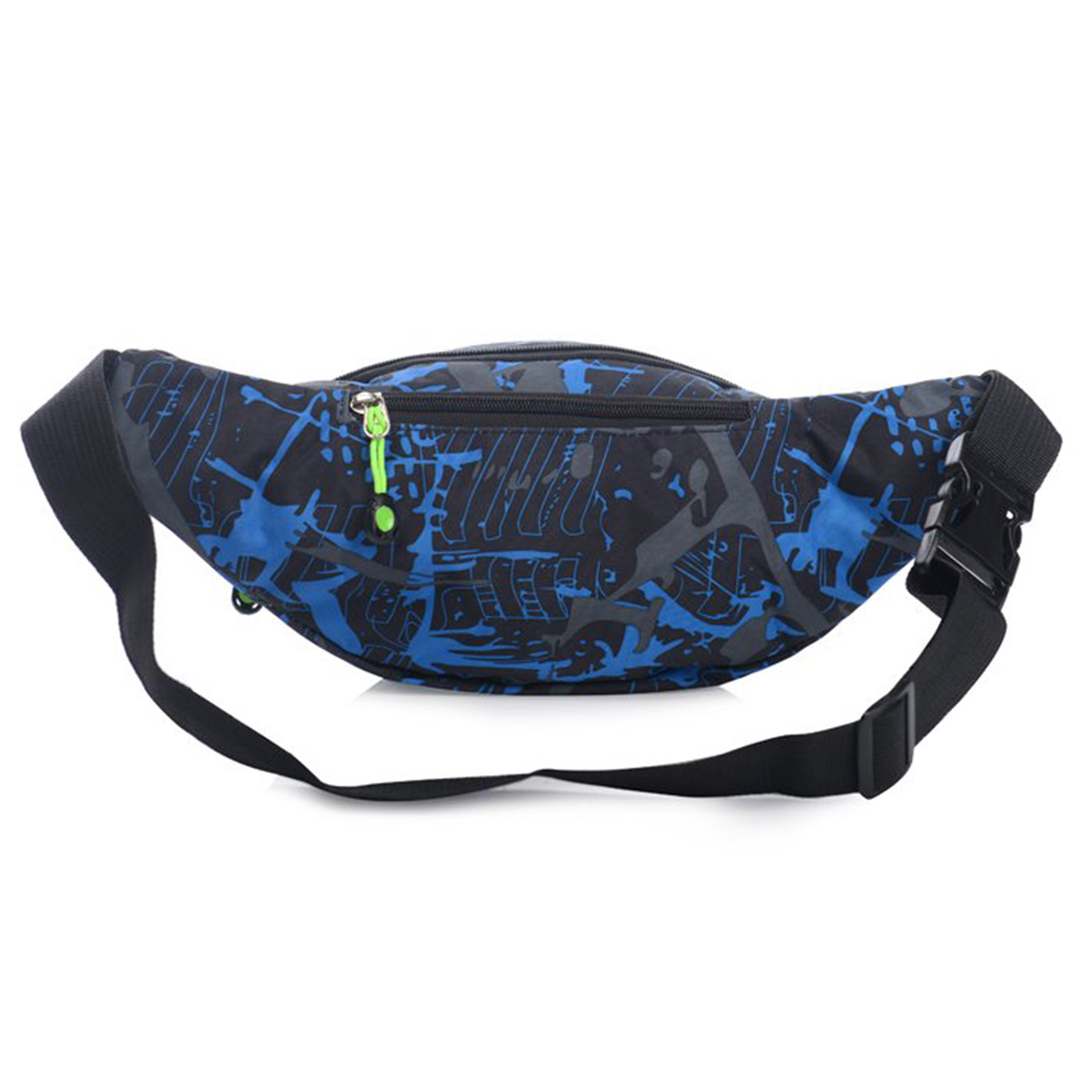 Outdoor Sports Waist Bag Crossbody Bag Phone Bag For Hiking Jogging Climbing