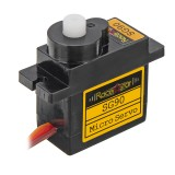 Racerstar SG90 9g Micro Plastic Gear Analog Servo For RC Helicopter Airplane Robot