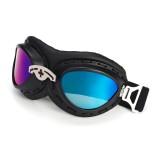 Motorcycle Goggles Glasses Vintage Motorbike UV Protection Helmet Eyewear