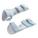 Left/Right L Composite Cloth Hand Splint Soft Immobilizer Forearm Hand Arm Support