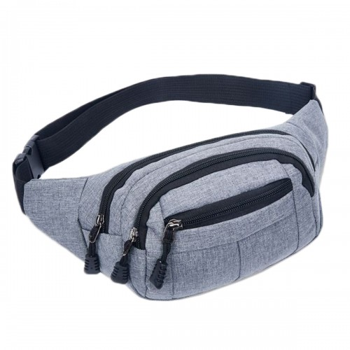 Breathable Sport Waist Bag Crossbody Bag Phone Bag For Outdoor Sports Hiking Climbing Jogging