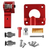Left / Right Direction Btech Double Pulley Dual Drive Extruder Kit for CR-10S PRO / Ender-3 3D Printer
