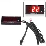 Digital Water Temperature Meter Backlit LED Display Thermometer Water Temperature Gauge Meter