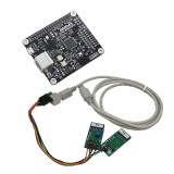 MMDVM Digital Trunk Board DMR C4FM Dstar P25 USB Repeater HotSPOT for Raspberry Pi