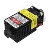 3000mW 445nm Blue Laser Module 2.54-3P TTL/PWM Modulation DIY Engraver for EleksMaker