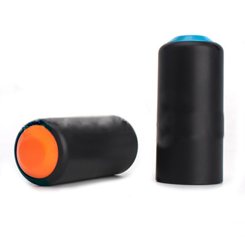 1Pcs Wireless Handheld Microphone Battery Microphone End Pipe Tail Cover for 58A