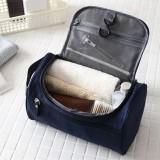 Mens Hanging Travel Toiletry Kit Wash Bag Shaving Case Cosmetic Bag Protable