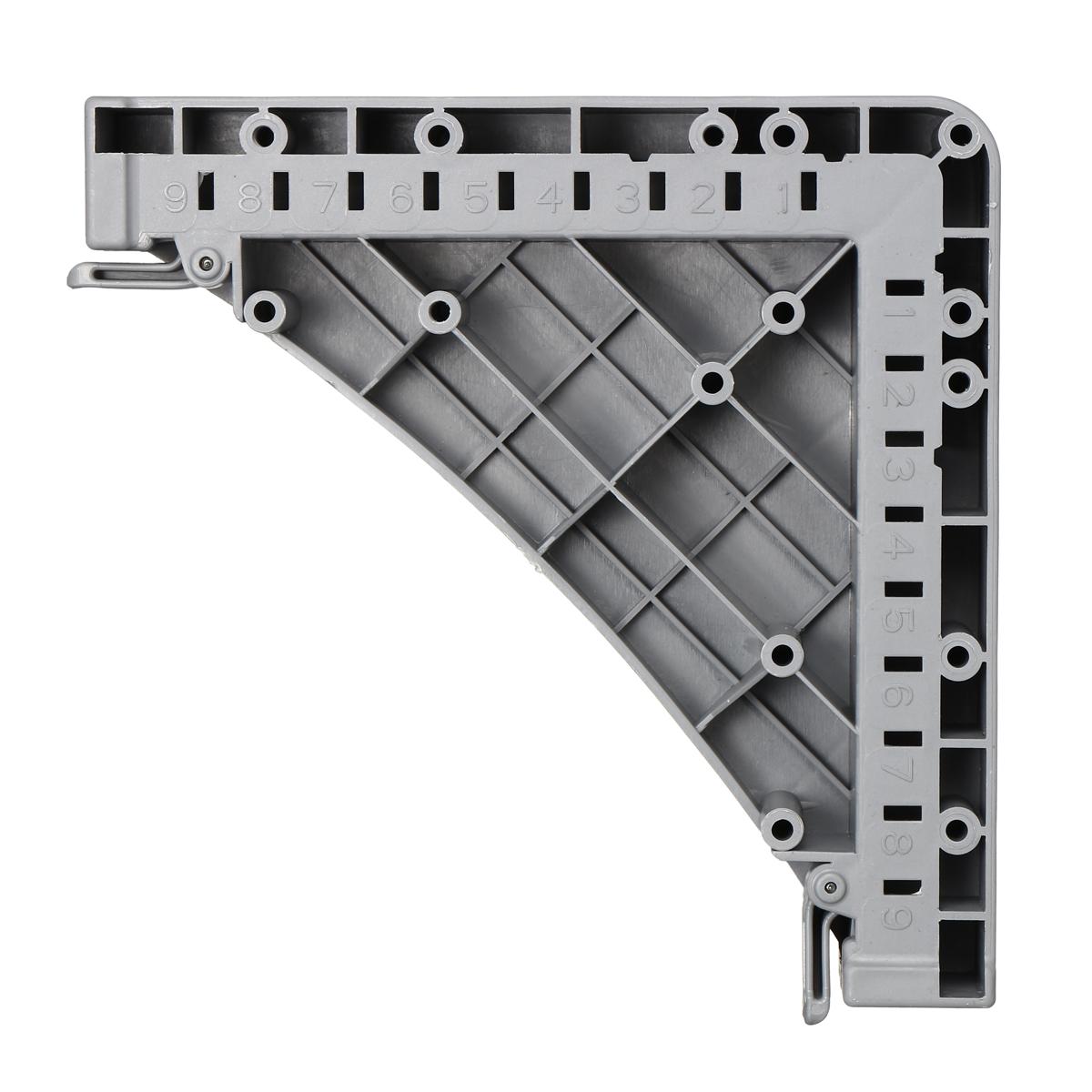 Adjustable Washing Machine Rack Refrigerator Undercarriage Frame Bracket Base Stand