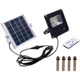 20W 20 LED Solar Flood Light Waterproof Outdoor Garden Street Path Yard Lamp Remote Control