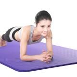 KALOAD 61cm Yoga Mats Non-slip Thicken Foaming Outdoor Indoor Sports Exercise Fitness Mat