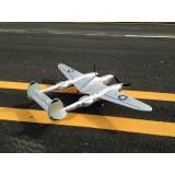 MD P38 1200mm Wingspan EPO RC Airplane Lockheed P-38 Lighting Zoom Aircraft KIT Only Fixed Wing