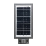 30W Solar Panel Power LED Street Light PIR Motion Sensor + Light Sensor Wall Lamp