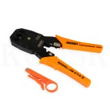 JAKEMY JM-CT4-3 4P 6P 8P Wire Crimping Plier Wire Cable Cutters Cutting Pliers Multi Hand Tools
