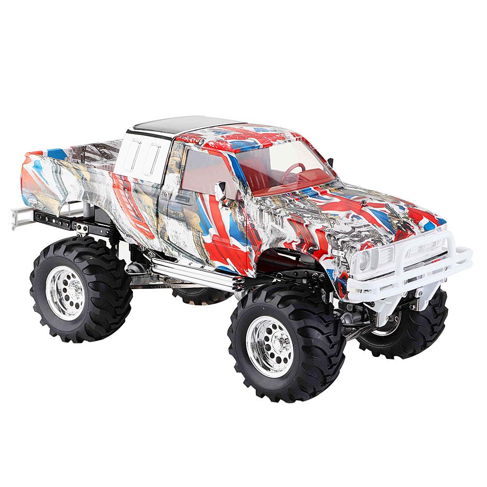 HG RC Metal Driven Gear for 1//10 Scale P407 4*4 Pickup Model Racing Crawler DIY