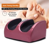 Shiatsu Kneading Foot & Leg Electric Massager 3 Levels Adjustment With Warm Hot-compress