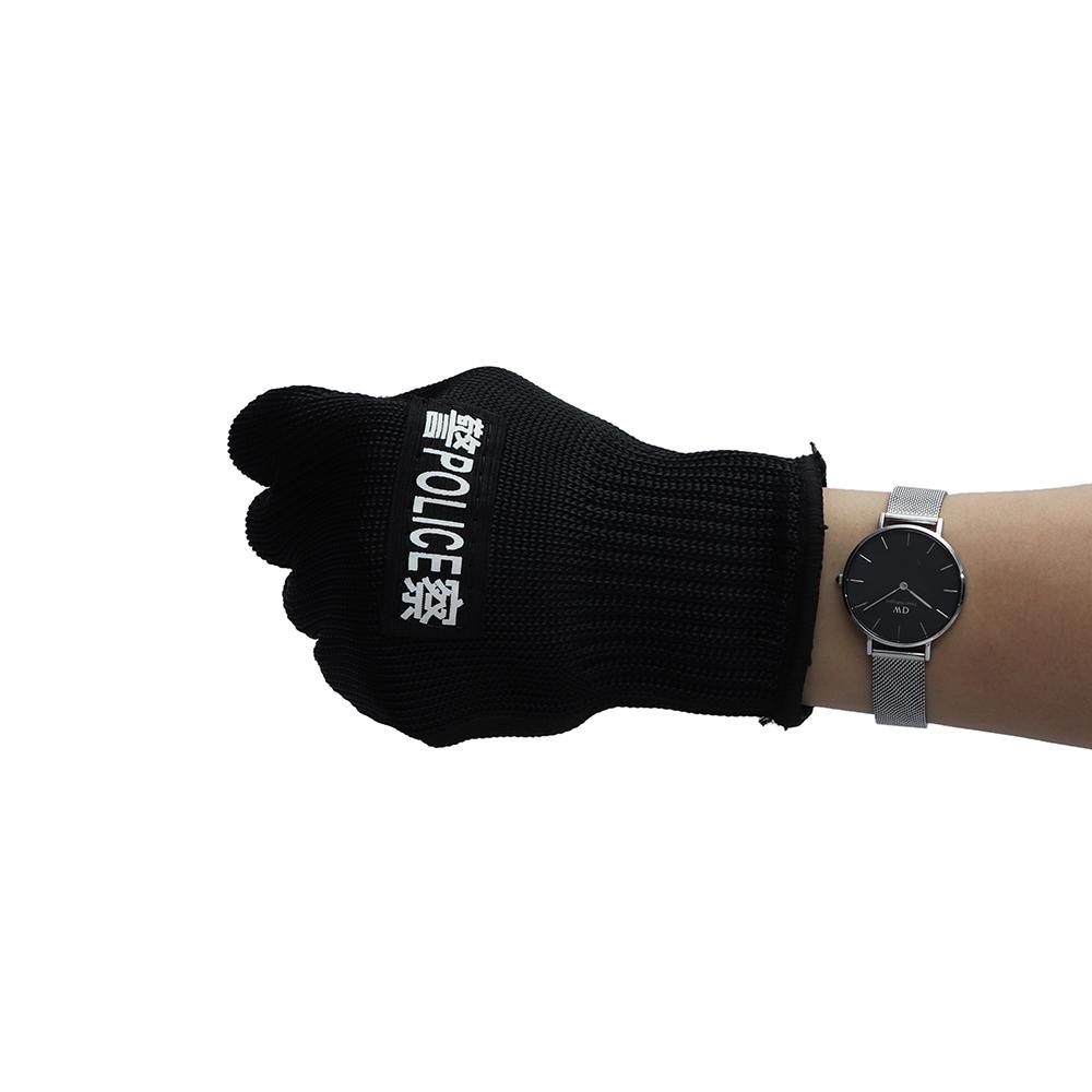 Cut Resistant Gloves Anti-Cut Gloves Work Gloves Protective Finger Kitchen Wear-Resistant Safety Gloves Steel Wire