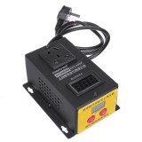 AC 220V 4000W Variable Voltage Regulator Power Drill Motor Speed Fan Control Controller RA