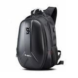 GHOST RACING USB 15inch 36-55L Backpack Motorcycle Racing Helmet Bags Cycling Luggage Big Capacity Saddlebags