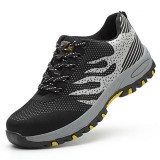 Men Outdoor Hiking Non-Slip Wear Breathable Sports Sneakers