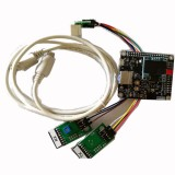 MMDVM Digital Trunk Board DMR C4FM Dstar P25 USB Repeater HotSPOT with OLED for Raspberry Pi