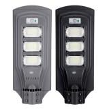 120W Super Bright Outdoor LED Solar Light Control PIR Motion Sensor Wall Street Light Garden Courtyard Deck Lamp
