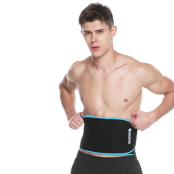 Boer Lumbar Support Gym Fitness Training Waist Belt Support Bodybuilding Belt Squat Belt