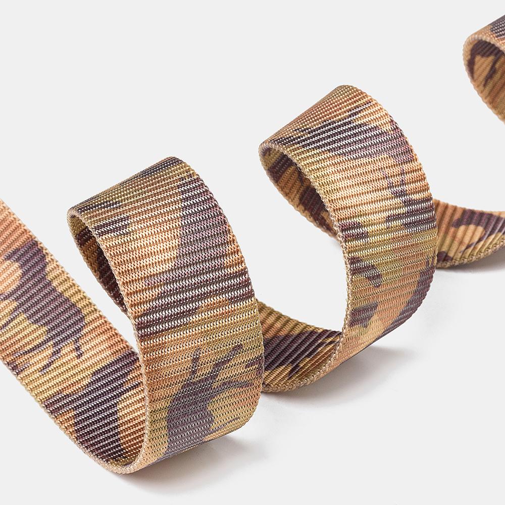 160cm Nylon Waist Leisure Belts Zinc Alloy Tactical Belt Quick Release Inserting Buckle Waist