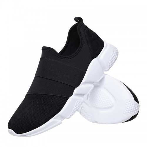 Men and Women Breathable Non-Slip Wearable Sneakers Ultralight Shoes Work Shoes Casual Running Sneakers