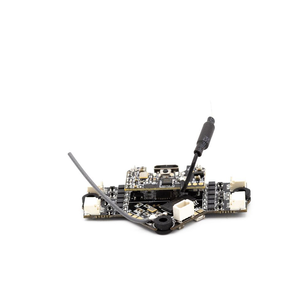 Emax TinyhawkS Spare Part F4 OSD Flight Controller AIO 25mW VTX & Receiver for RC Drone FPV Racing