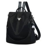 15L Women Anti-theft Backpack Waterproof Shoulder Bag Rucksack Outdoor Travel