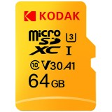 SD Card Memory TF Flash Card 64GB 128GB U3 A1 V30 Micro SDHC Card SDXC Card for Video and Mobile Storage