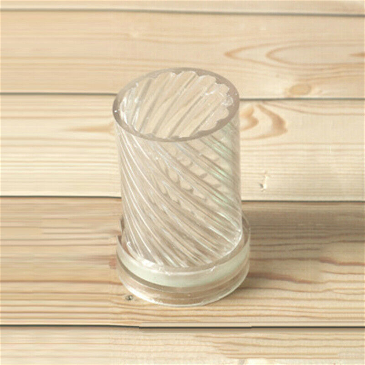 Spiral Shape Model Candle Moulds Tools Plastic Resin 1 pcs Candle Making Latest