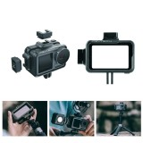PGYTECH OSMO ACTION Camera Accessories Cage Frame Bracket Mount Part For DJI Camera