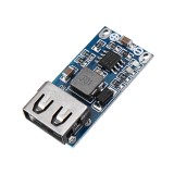 DC-DC 9V/12V/24V to 5V Step Down Regulator USB Charging Car Power Supply Step-down Buck Charging Module