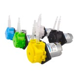 24V Micro Peristaltic Pump Water Pumps DC Self-priming Pump Metering Pumps