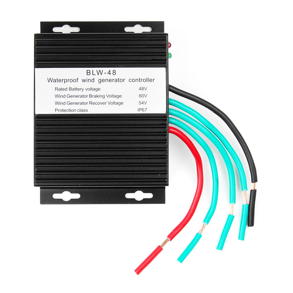 48V 500W Wind Charge Controller Wind Turbine Generator Controller Wind Generator Controller